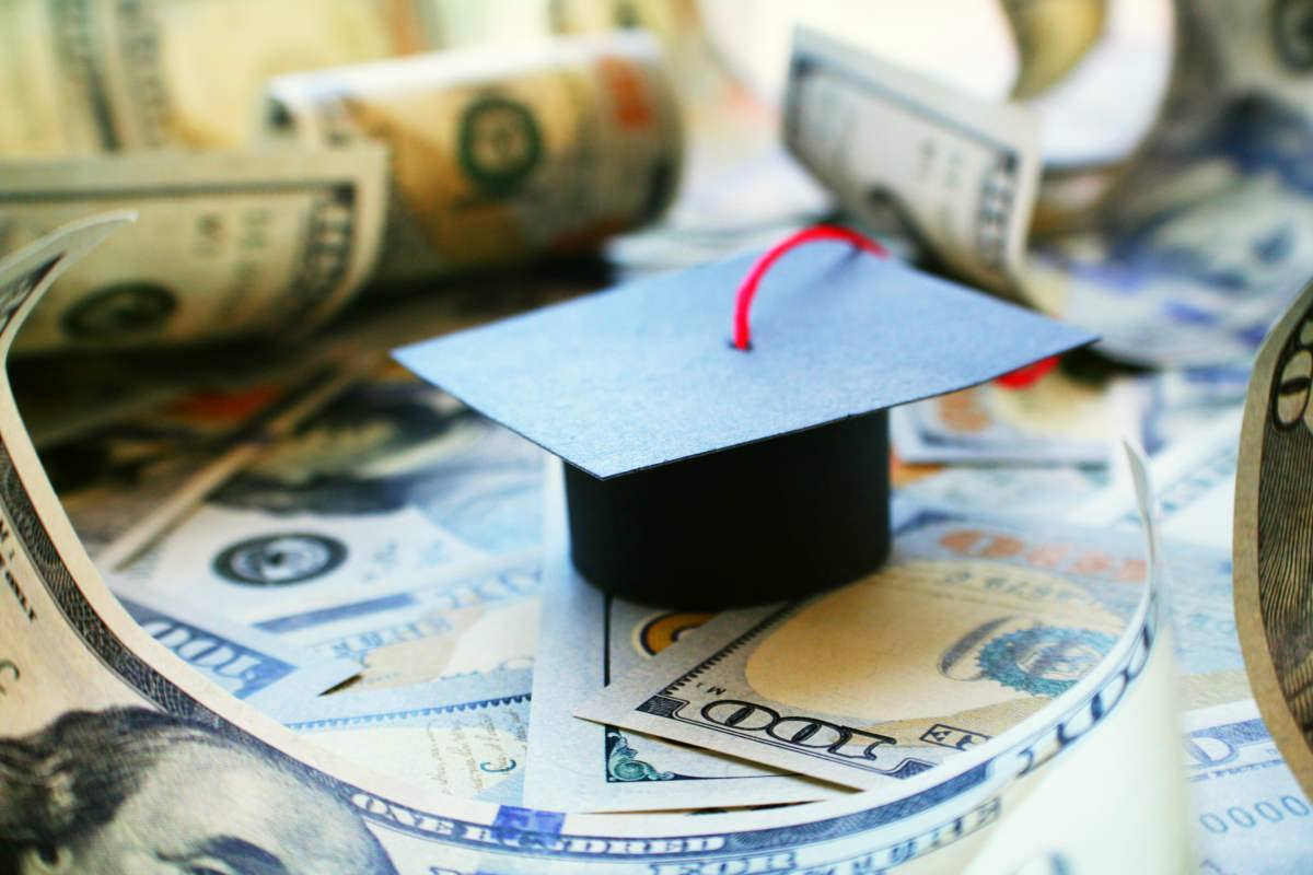 Student Loan Debt Stock Photo High Quality | Should I Go To College? | Ways To Know If College Is For You