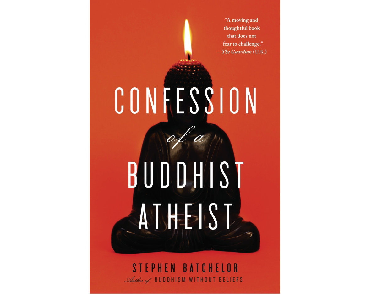 Confessions of a Buddhist Atheist | Inspirational Books You Should Start Reading NOW |inspirational and motivational