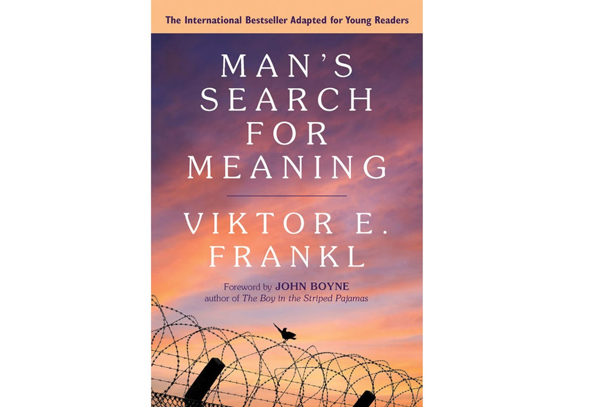 Man's Search for Meaning | Inspirational Books You Should Start Reading NOW | positive affirmations
