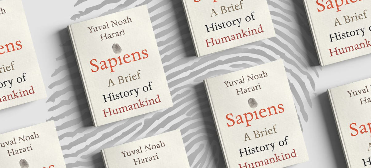 Sapiens: A Brief History of Humankind | Inspirational Books You Should Start Reading NOW | inspirational books for women
