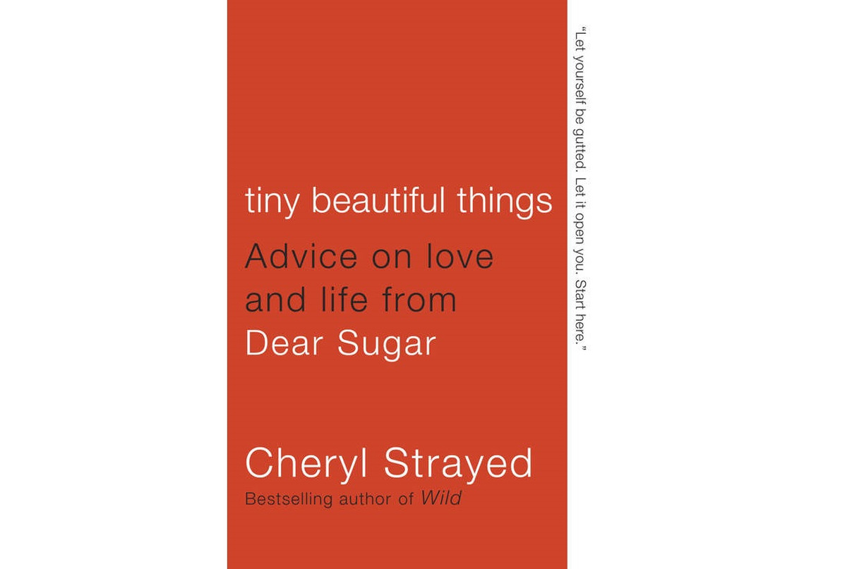 Tiny Beautiful Things | Inspirational Books You Should Start Reading NOW | best selling books