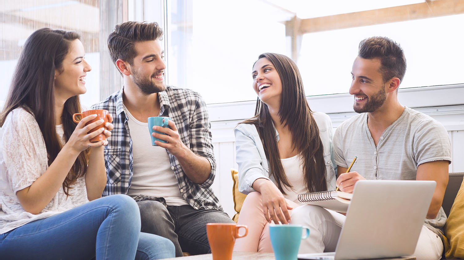 Group of friends meeting In the local Coffee Shop | How To Find Out Who Your Friends Are | The Friend Test | Find out who your friends are | friends and family | Featured