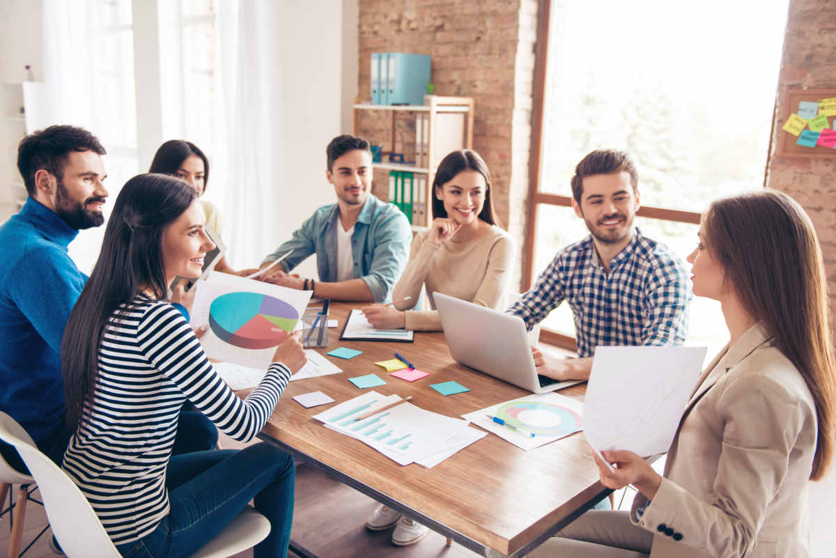 Meeting of colleagues | Characteristics of Highly Intelligent People | Highly Intelligent People Characteristics | characteristics of smart people