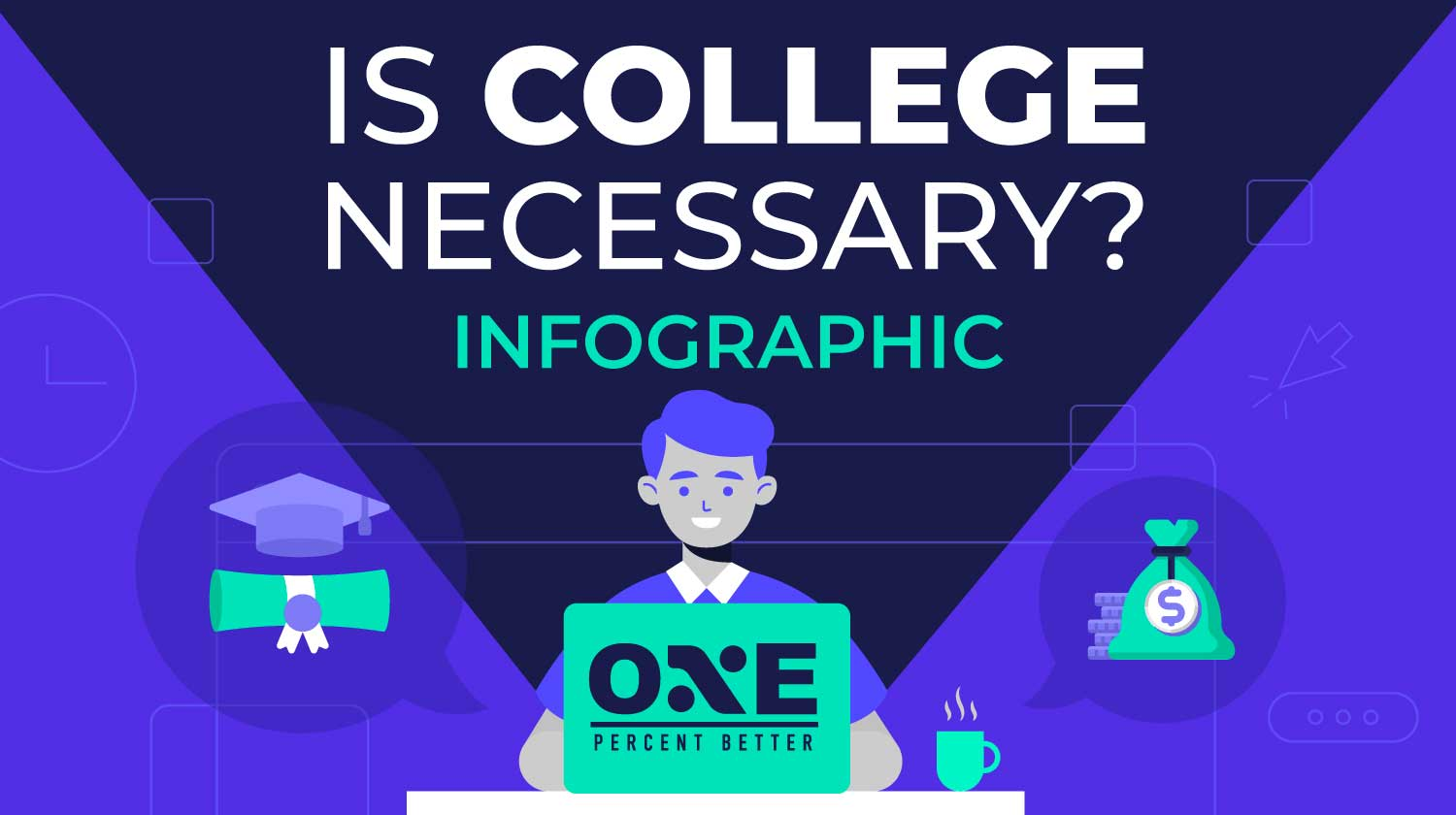Is College Necessary? | 7 Ways To Know If College Is For You [INFOGRAPHIC]