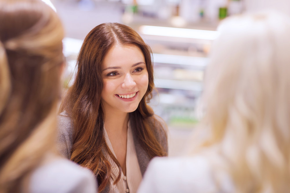 Happy young women meeting and talking | How To Be A Better Listener: Easy Tips | how to be a good listener