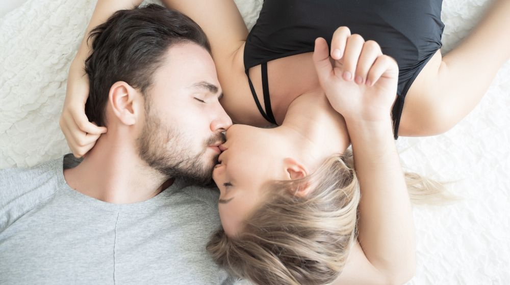 two people in different position kissing | feature | How To Be A Better Kisser: 11 Tips and Tricks
