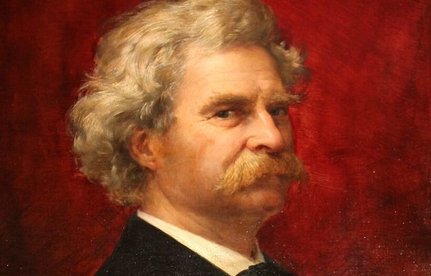 Portrait of Mark Twain | Mark Twain | 11 Quotes about Honesty from Famous People
