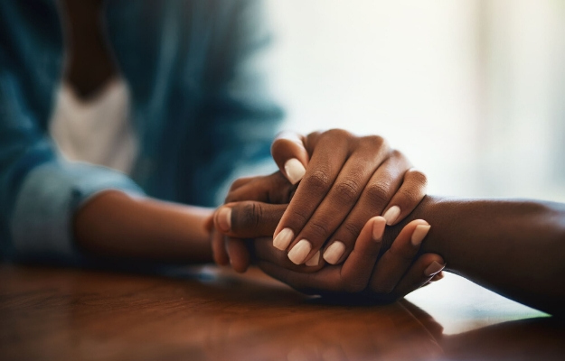 hand in hand which means spread the sympathy and understanding | take responsibility | How To Apologize In A Genuine Way