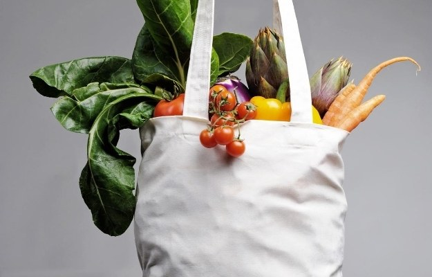 use reusable bag to go shopping | Buy reusable packaging | How Sustainable Living Can Lead to Your Best Life