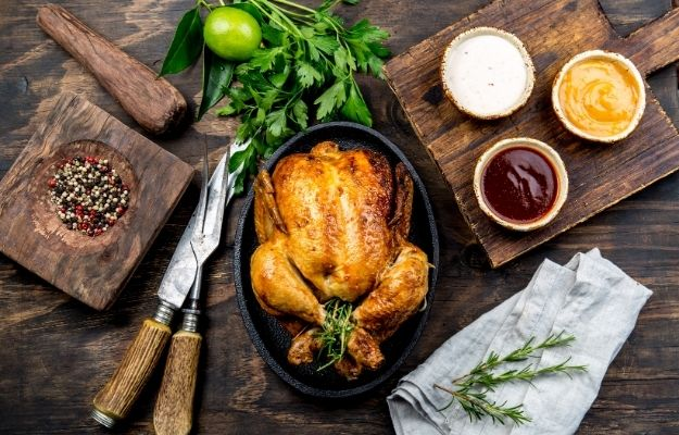 dish of roast chicken | Roast a Chicken | Cooking Basics You Can Master to Be A Better Cook