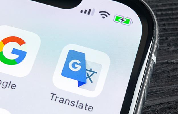 google translate app on phone screen | Google Translate | 5 Translation Tools to Help You Out